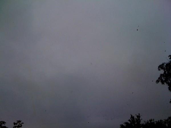 Regen Wolken