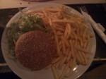 Burger im Hatari