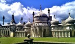 Palace in Brighton